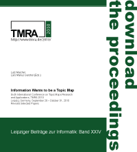 proceedings tmra2010